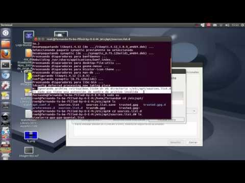 Como arregle el centro de software de Ubuntu