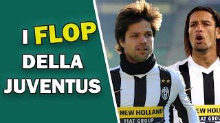 I 5 PEGGIORI acquisti della Juventus dal 2000 ||| Classifica