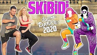 Just Dance 2020 SKIBIDI Little Big   Full gameplay IN PUBLIC