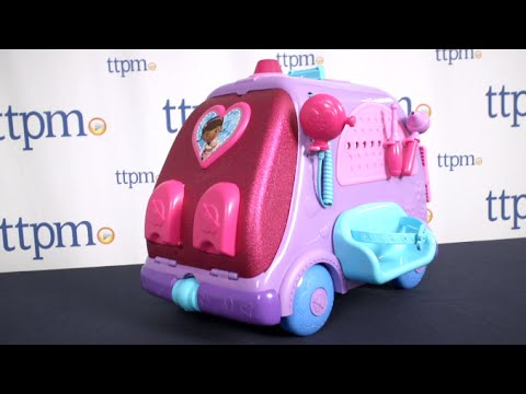 Doc McStuffins Get Better Talking Mobile from Just Play