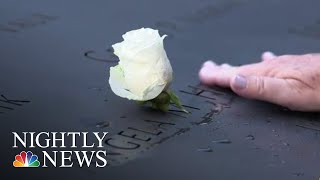 A Single Rose Celebrates Each Life Lost On 9/11 | NBC Nightly News