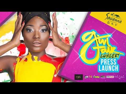 Girl Talk 2015 press launch (Trailer)