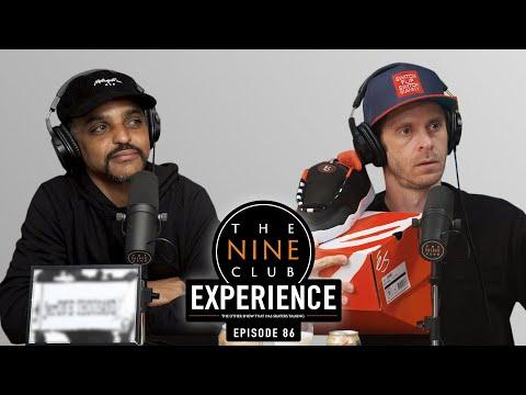 Nine Club EXPERIENCE #86 - Jason Dill, Travis Scott Dunks Edit, Chocolate Tour