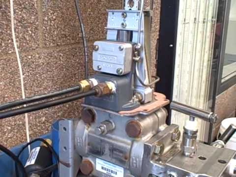 Foxboro 13A pneumatic transmitter calibration