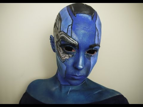 New image of Nebula from Guardians of the Galaxy ...