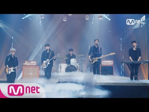 [DAY6 - I Smile] Comeback Stage | M COUNTDOWN 170608 EP.527