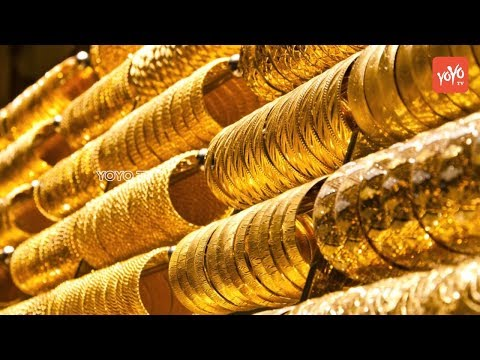 Gold Rate Today In Chennai | Andhra Pradesh, Telangana Gold Prices | Silver Price Today | YOYO TV