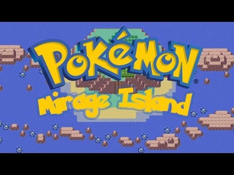 Mirage Island - Pokémon Ruby. Sapphire and Emerald (HD)