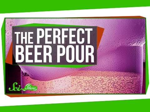 What's the Best Way to Pour Beer?