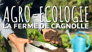 Agro-La ferme de Cagnolle  Les Petits Nuages jav 2018