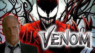 Woody Harrelson Bringing Some CARNAGE To The Venom Movie?