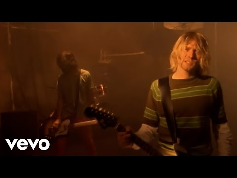 Nirvana - Smells Like Teen Spirit Music Videos