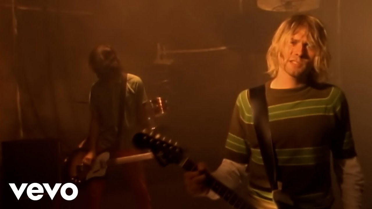 Youtube Nirvana Smells Like Teen Spirit 57