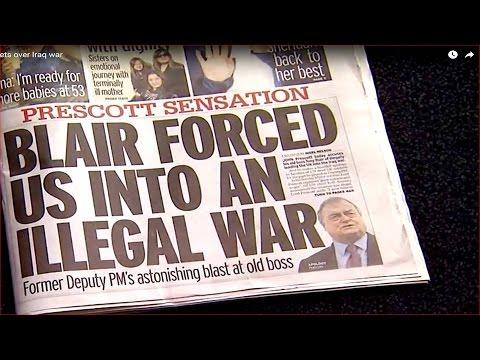 Former British deputy PM admits regrets over Iraq war