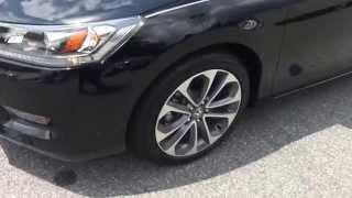 Download 2014 Honda Accord sport Black- Brent 3Gp Mp4