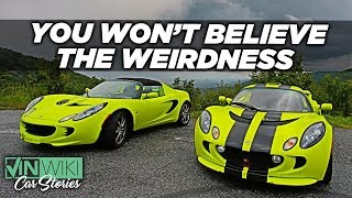 The strange world of Lotus sales