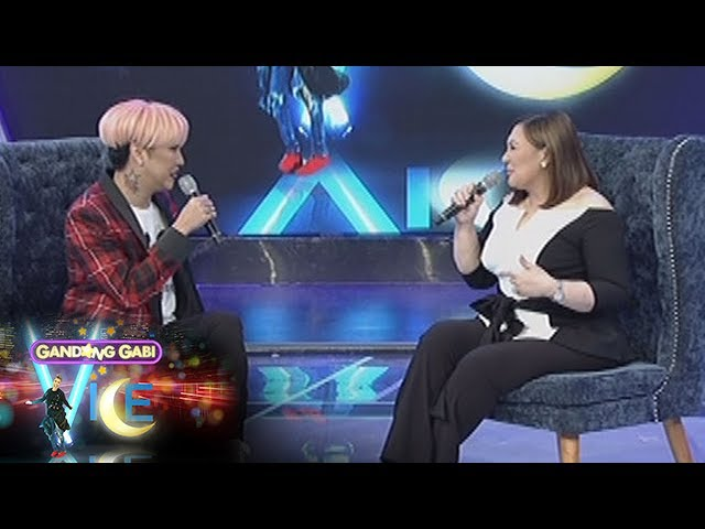 GGV: Sharon Cuneta talks about how Vice Ganda's guestings