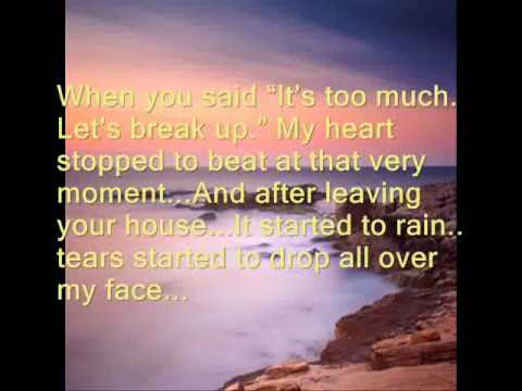 love quotes - letting you go Video