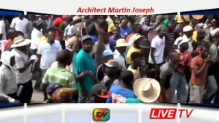 Haiti: Manifestation Lavalas  Anti-Martelly  anti-gouvernementale