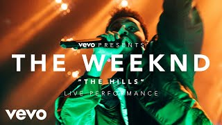 The Weeknd The Hills Vevo Presents