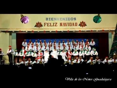 Festival pre-navideño, Villa de los niños Guadalajara 2012 (1).avi