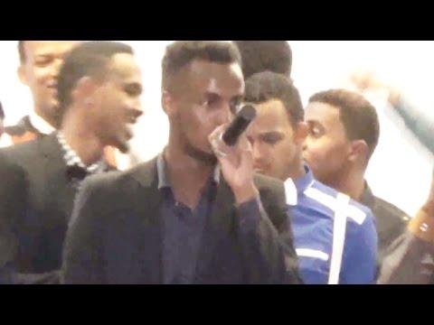 Najiib Alfa (idilkood Haween) Somali Song Live 2014 video