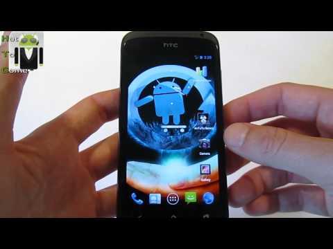 CyanogenMod CM9 Alpha5 - HTC One S