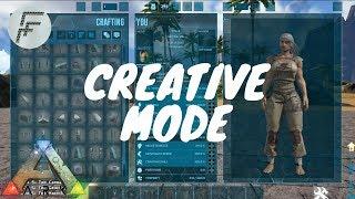 NEW CREATIVE MODE!!! - ARK: Survival Evolved