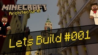 Let's Build New York City #001
