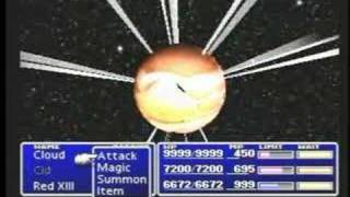 Final Fantasy VII - #61 - Sephiroth's Super Nova