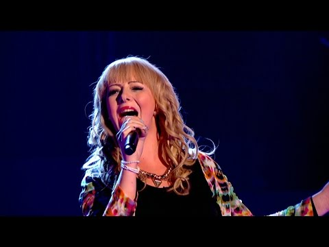 Shellyann performs 'Kiss From A Rose' - The Voice UK 2015: Blind Auditions 2 - BBC One