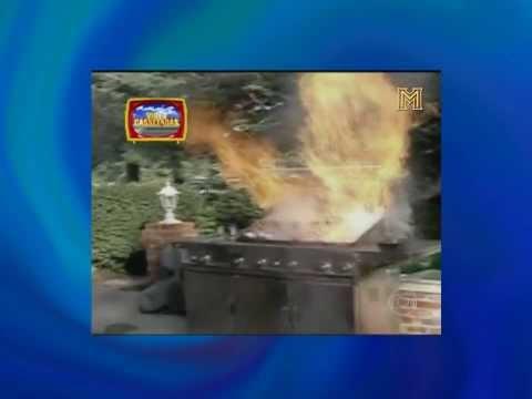 Vídeo Cassetadas 2014 - Programa 01 - 05/01/2014 - Domingão do Faustão