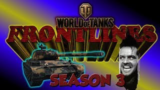World of Tanks FRONT LINES Live Stream 4.17.2019 [[ENGLISH]]