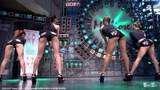 20150627 밤비노(Bambino) Dance Cover @동대문 밀리오레 데뷔 쇼케이스 직캠 by 험하게컸다