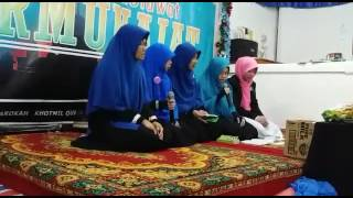download lagu Asmaul Husna Versi Sholawat Badar Putri Muslimah Salikul Lail gratis
