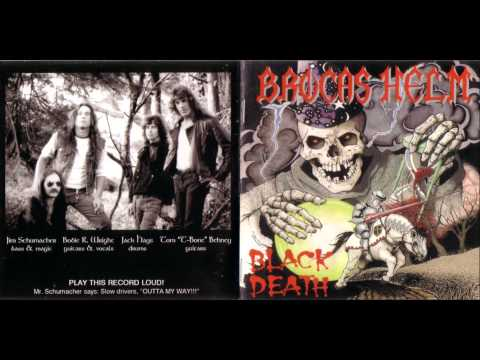 Brocas Helm - Black Death