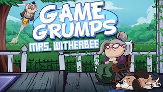 Game Grumps Animated: Mrs. Witherbee - Guts And Glory - TenMoreMinutes