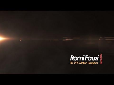 Romi Fauzi's Reel 2012