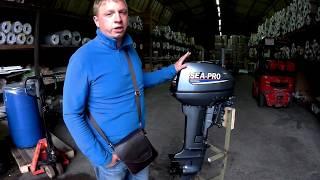 мотор лодочный сеа про 5 замена масла в редукторе