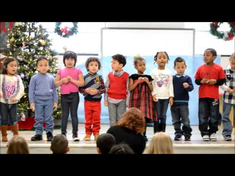 2013 Christmas Sing a Long New Beginnings Montessori School Middletown NY