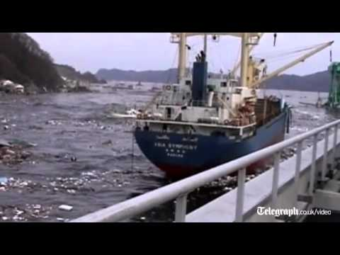Unseen Footage Of Japan Tsunami Released video