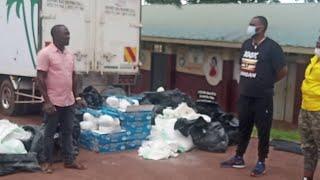 Ruparelia Foundation Donates Things To People