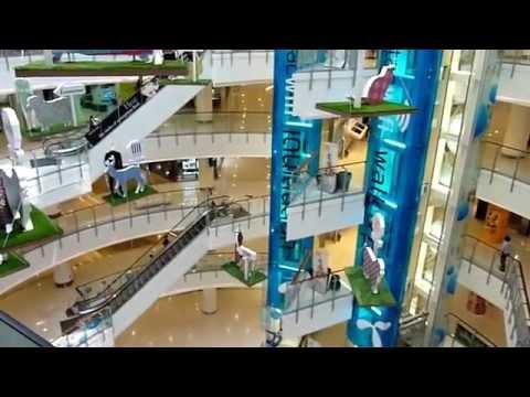 Bangkok Central World mall