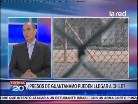 Presos de Guantánamo llegan a Uruguay