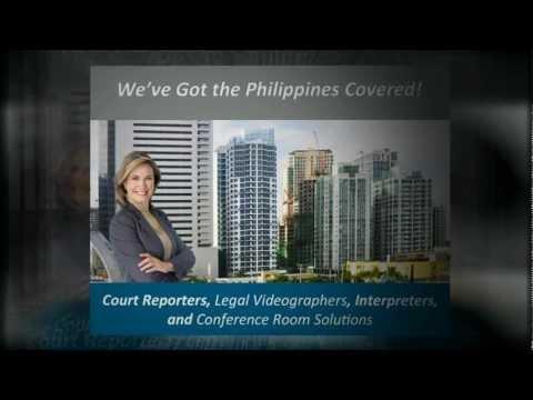 Court Reporter Philippines
