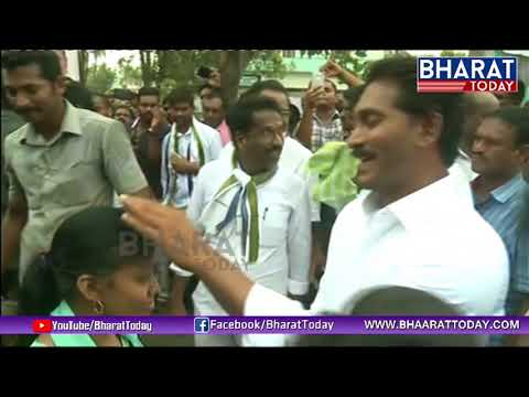 Ys Jagan Praja Sankalpa Yatra | 180 th Day | Penugonda | Bharattdoday