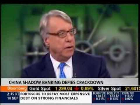 China's Shadow Banking Risks - Jim Chanos (17Sep13)