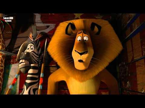 Madagascar 3: Los Fugitivos - Trailer 2 Español Latino - FULL HD