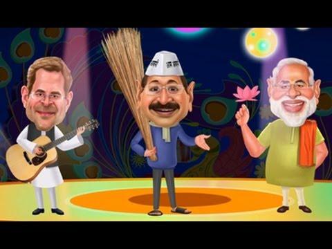 Political Antakshari || Rahul Gandhi || Narendra Modi ...