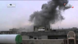 جبهات القتال في سوريا تستعر ناراً دون تهدئة